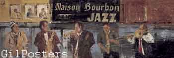 מאזון בורבון ג'אז