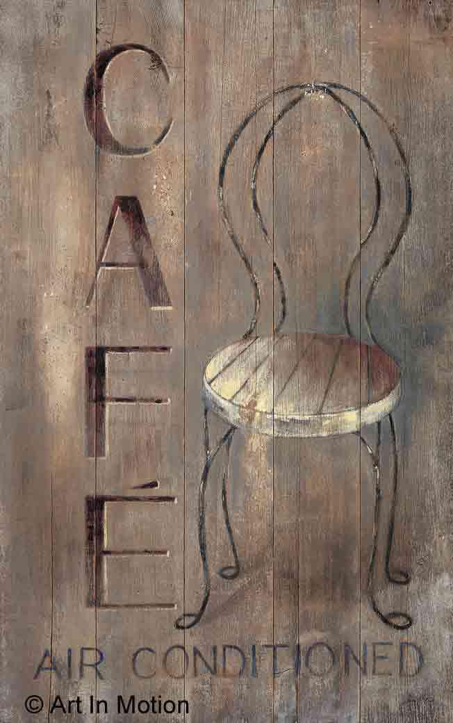 קפה ביסטרוכרזה חופשה חום גברי עץ סיגר