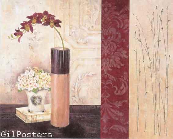 אדום ולבןפרחים רומנטי אווירה מודרני דקורטיבי יופי עיצוב דקורציה