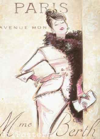 פאריז Paris Socialiteכרזה אישה שימלה שמלות שחור לבן מודל ראווה פנים רומנטי מיסתורי מגדל אייפל אופנה סופשבוע בצרפת פריס דוגמנית שיק פאריזאי