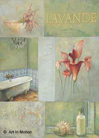 עיצוב אמבטיה מקלחת רומנטיקה דקורציה