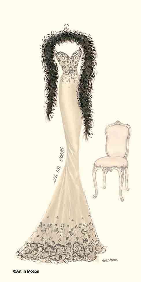 ווג 1כרזה אישה שמלה קולב דגם חדר שינה רומנטי סקסי שמלה לבנים צעיף שחור
