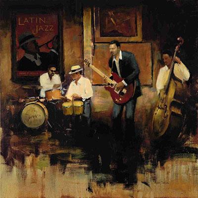 LATIN JAZZ - ג'אז לטיני149