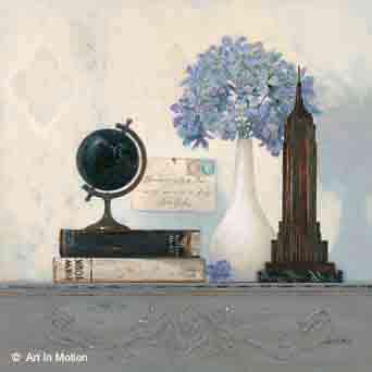 רגעי ניו יורקארצות הברית עיצוב ספרים אגרטל כד גלובוס פינת אוכל חדר עבודה משרד