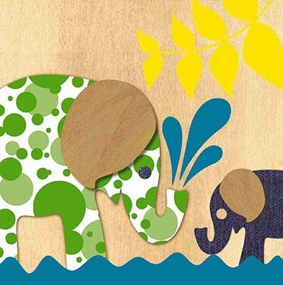 פילים - אם וגור59    - אם וגור