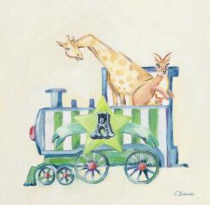 חיות ברכבת Aתמונות מטוסים רכבות קנגרו ג'ירף , קטר