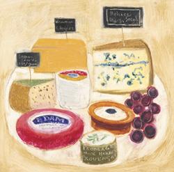 צלחת גבינות 2תמונות של מזון  מטבח, דקורטיבי, מגש גבינות, גבינה,