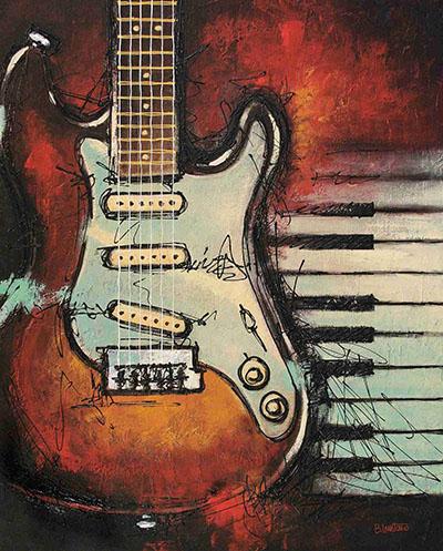 VINTAGE CLASSIC - גיטרה חשמלית
