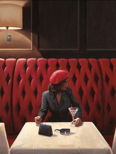מפגש מקרי 1בר, אישה , בחורה, סיגריה, וינטג', שנות החמישים, דיינר, אמריקאי, אפל, לילה, סיפור, כובע, משקפי שמש, מרטיני