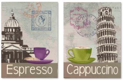 אספרסו  קפוצינוסט תמונות  איטליה  Italy