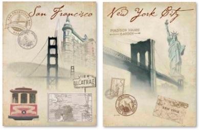 ניו יורק - סן פרנסיסקוסט תמונות