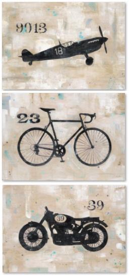 מטוס אופניים אופנוע