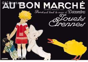 VINCENT Au Bon March?