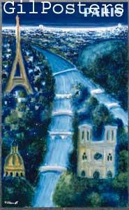 לילה בפריז