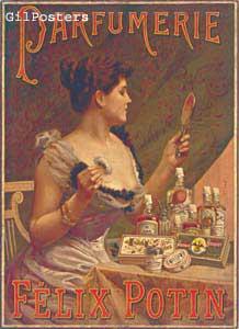 F?lix Potin Perfumery
