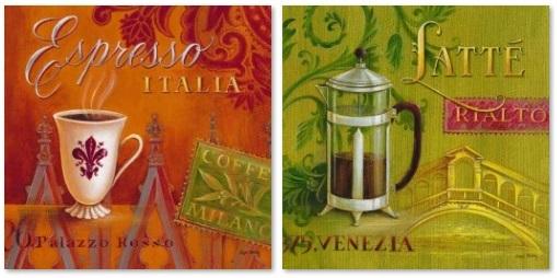 קפה - איטליהסט תמונות  קפה - איטליה