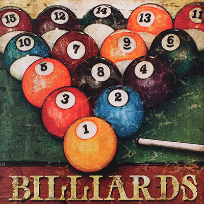 BilliardsBilliards  ביליארד