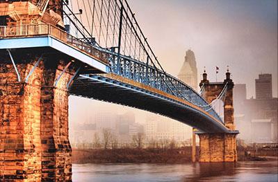 Foggy Roebling  גשר
