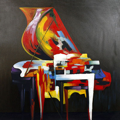 Pianoמוסיקה מוזיקה