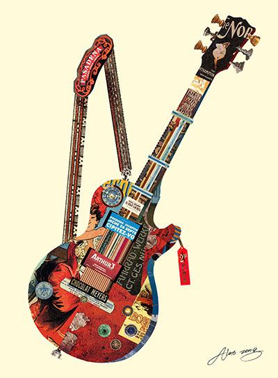 Electric Guitarמוסיקה מוזיקה