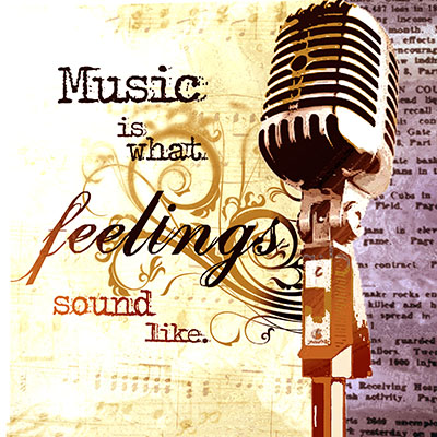 feel with musicמוסיקה מוזיקה