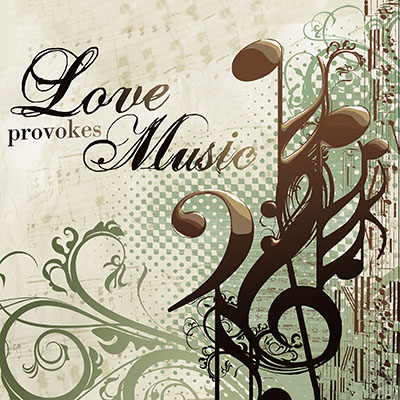 love provokes musicמוסיקה מוזיקה   Movement-II