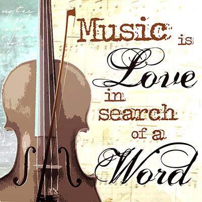 music is loveמוסיקה מוזיקה