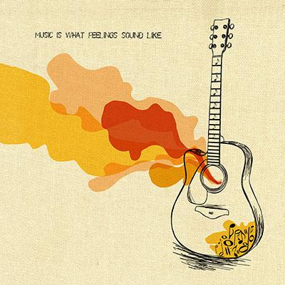 music is what feeling sound likeמוסיקה מוזיקה