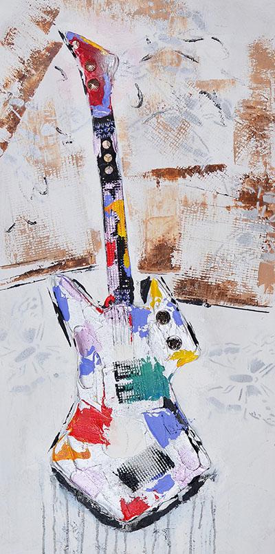 גיטרה  מוסיקה מוזיקה