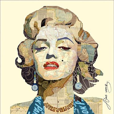 מרלין מונרו - מחווה Homage-to-Marilyn סרטים ישנים