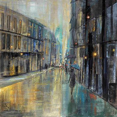 נוף עירוני - אורותנוף עירוני - אורות