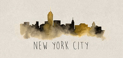 נוף עירוני  - ניו יורקנוף עירוני  - ניו יורק