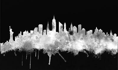 נוף עירוני  - ניו יורקנוף עירוני