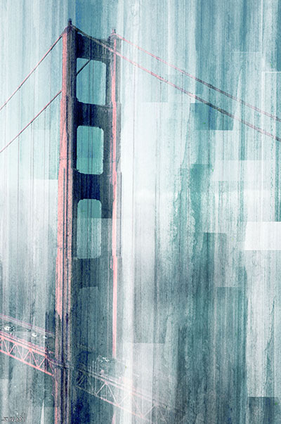 גולדן גייט - סן פרנסיסקוגשר נוף עירוני