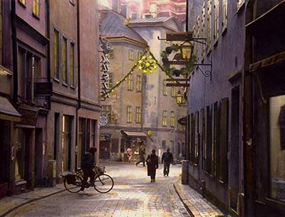 עיר עתיקה מודרניתנוף עירוני