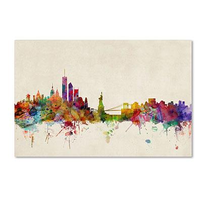 נוף עירונינוף עירוני  ניו יורק
