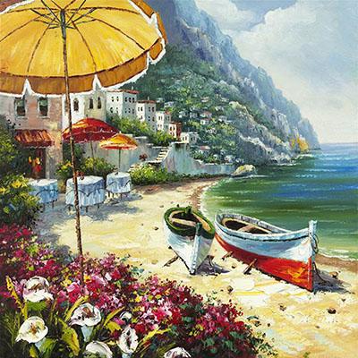 חוףנוף עירוני   יוון