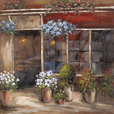 חנות פרחיםפריז