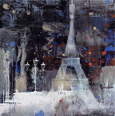 פריז מגדל אייפל  Paris France Eiffel Tower