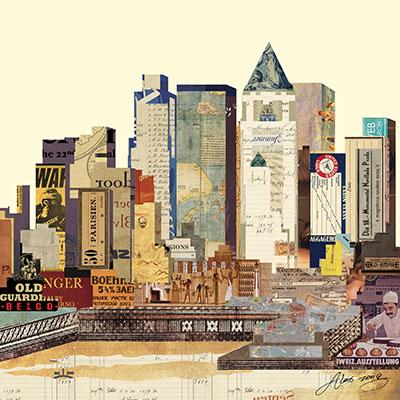 ניו יורק   New York Cityנוף עירוני