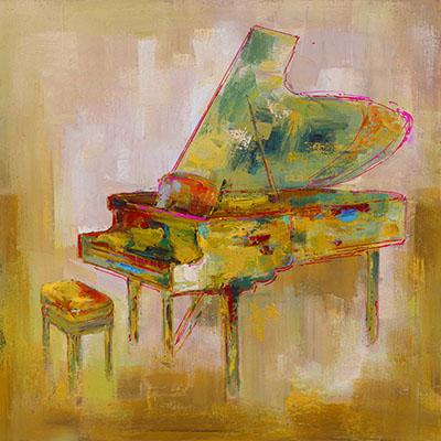 פסנתר   Piano   פסנתר ציבעוני