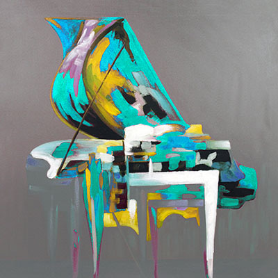 Piano   פסנתר ציבעוניPiano   פסנתר ציבעוני