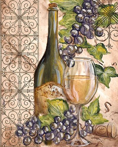 יין לבןתמונות של יין
