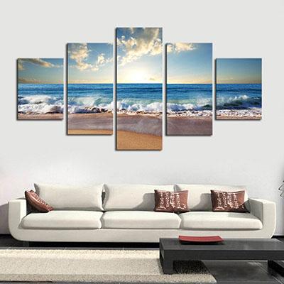 נוף יםתמונות לסלון תמונות לבית פרויקטים