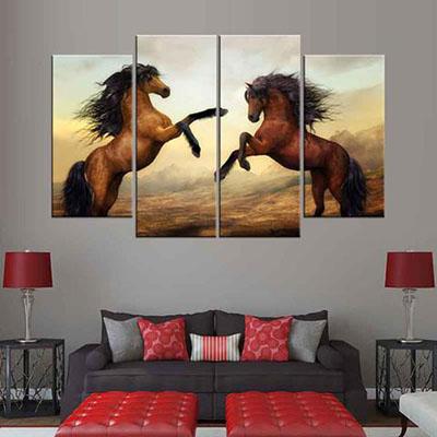 סוסים - Horsesתמונות לסלון תמונות לבית פרויקטים