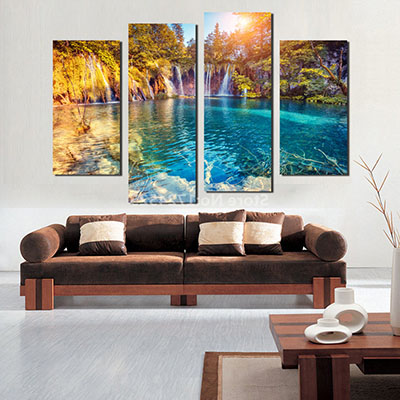מפלתמונות לסלון תמונות לבית פרויקטים סט תמונות