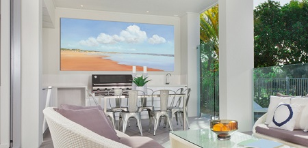 נוף ים וחוףתמונות למטבח תמונות לפינת אוכל תמונות לבית פרויקטים סט תמונות