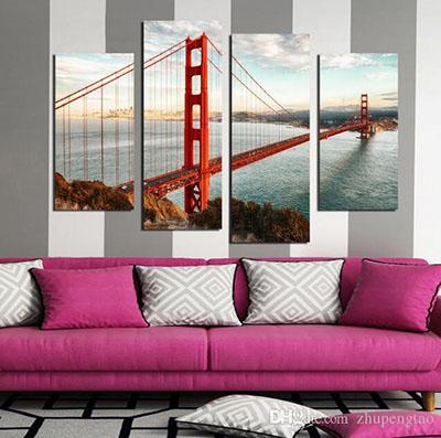 גשר שער הזהב סן פרנסיסקופרויקטים