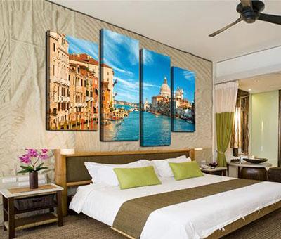 ונציה  -  Veniceפרויקטים