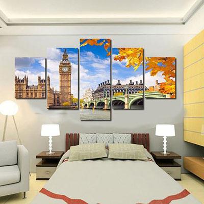 לונדוןפרויקטים